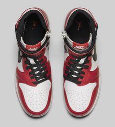 b2bd5ddb190 Three Air Jordan 1 Sneakers Remixed for Women