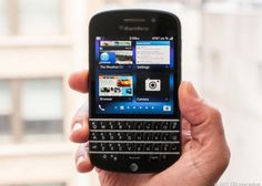 BlackBerry's Q10 smartphone was supposed to bring the old days of BlackBerry's physical keyboard into today's touch-screen-obsessed world. But according to a new report, few people actually cared.