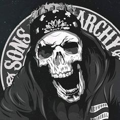 SO COOL!  #soafanart #sonsofanarchy #redwoodoriginal #samcro