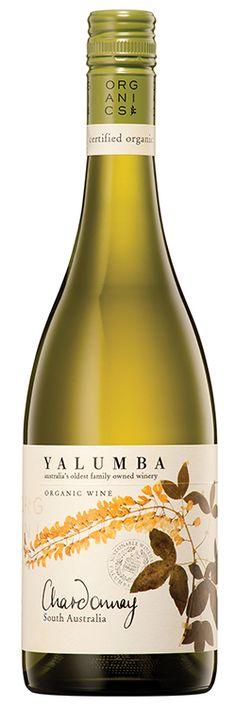 Yalumba Organic Chardonnay South Australia wine