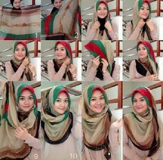 Side Drape | Hijab | Requires Inner