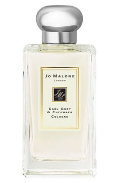 Jo Malone 'Earl Grey & Cucumber' Cologne. I don't like drinking Earl Grey because of its perfume. But I love wearing perfumes that smell like tea...