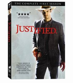 Justified: The Complete First Season: http://www.amazon.com/Justified-The-Complete-First-Season/dp/B0038M2APA/?tag=sure9600pneun-20
