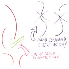 Line of action