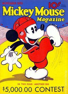 Mickey Mouse Magazine Vol. 1 (1935) 3