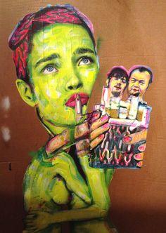 A Classic Bronx Street Art Maze Is Reborn