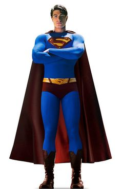 Superman Returns Brandon Routh 0014 by Brandon Routh is Superman, via Flickr