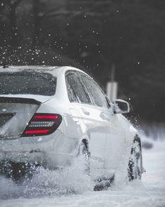 Mercedes C63 AMG W204