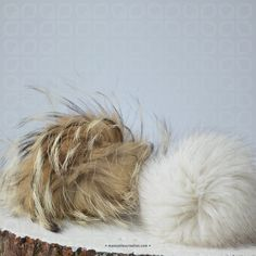 Love these recycled fur pompoms. Creations, Fur, Photo And Video, Artist, Instagram, Design, Knits, Artists, Furs