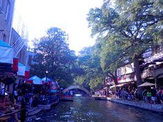 San Antonio Riverwalk | -The WanderBaums