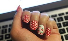 Dots and cherries