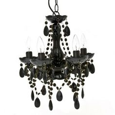 Black Chandelier For Unique And Stylish Lighting