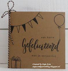 Hallo allemaal,     Zal nu de kaarten laten zien die ik gemaakt heb met de Clear Stamps die Karin Joan   voor Marianne Design ontworpen hee...
