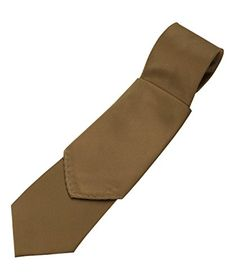 Pocket Square - Woven Jacquard silk in solid khaki beige Notch MVhBgVr