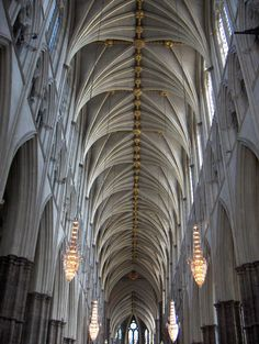 Nave, Westminster Abbey