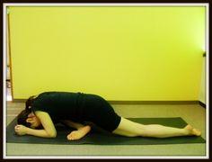 下半身太りの治し方 脚を組む癖による骨盤のゆがみ矯正ストレッチ
