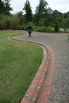 This was my favorite gravel with the Brick border. Kyle also mentioned it would be good since it was also small.