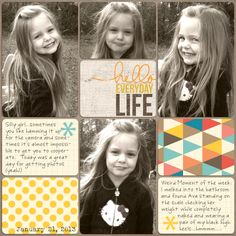 Becky Higgins- Project Life  Kraft Core Kit