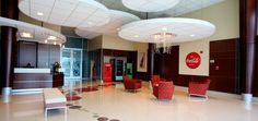 Coca Cola Corporate Interior