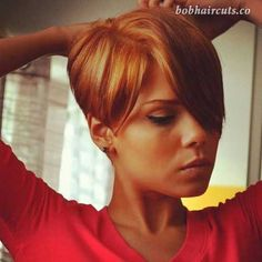 Chic Long Pixie Haircut Pictures #BobHaircuts