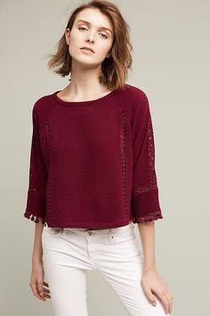 Olanda Tasseled Pullover