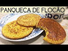 PANQUECA DE FLOCÃO | Cozinha da Marinoca - YouTube