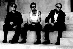 Depeche Mode, photo from professional photgrapher, credit below