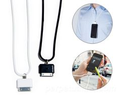 Know someone who just can't detach from their iPhone? Give them the gift of secure iPod attachment with a lanyard to hang their favorite tech gadget around their neck.   For the month of December, we are getting our Holiday Helper on, and that means finding the best secret Santa gifts out there.