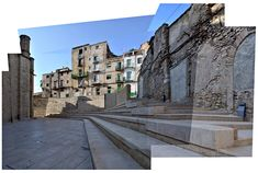 Arquitecturia Camps i Felip || Cathedral's Apse Square (Tortosa, Spain)