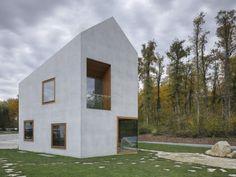 Dos Casas en Una / Clavienrossier Architectes