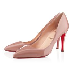 Nude Louboutin - Pigalle 85mm Style