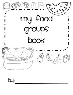 Food and Nutrition Theme Preschool Songs and Printables - Tips from a Typical Mom