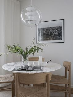 Newly build home with great style - via Coco Lapine Design Blog