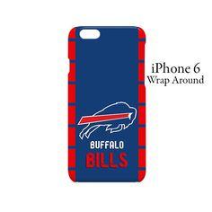 Buffalo Bills iPhone 6/6s Case Cover Wrap Around