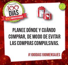 Día #23: Presupuesto #100dias100mensajes #finanzaslatinos