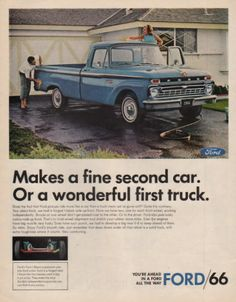 1966 Ford Pickup Truck