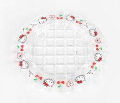 Hello Kitty Multi-Use Plate: Trendy