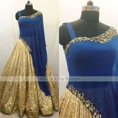 Indian Designer Outfits, Indian Outfits, Designer Dresses, Kurti Designs Party Wear, Lehenga Designs, Party Wear Lehenga, Party Wear Dresses, Modele Hijab, Lehnga Dress