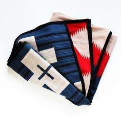 "Pendleton ""Brave Star"" wool blanket, queen $278 pendleton-usa.com"