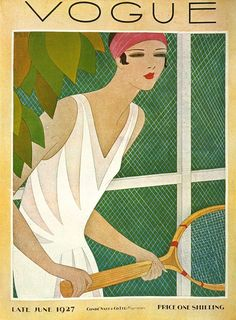 Absolutely stunning...how do I hunt these down? :: Gorgeous Art Deco 'Vogue' Covers from the Early 20th Century, via Flavorwire.