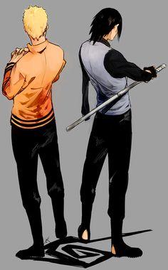 naruto / sasuke