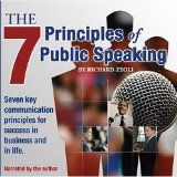 The Seven Principles of Public Speaking - http://www.learnsale.com/sales-training/audio-books/the-seven-principles-of-public-speaking/