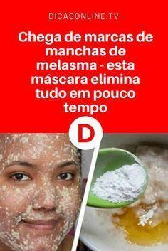 Mascara para clarear a pele | O tratamento é muito fácil e a ação é quase imediata. Aprenda, faça e comprove ↓ ↓ ↓