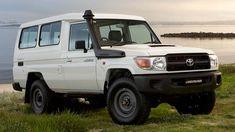 Toyota Land Cruiser BJ - FJ Series