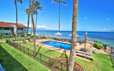 Hale Kai Condo Rentals | Chase'N Rainbows. This modest Maui Vacation Rental has breathtaking views surpassing all expectations. With a gentle breeze blowing, unwind by the ocean-front pool or simply walk down the steps to take a dip in the Pacific for some world-class snorkeling.