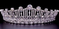 The Diamond Art Deco TiaraThis Art Deco Tiara belongs to Princess Sibilla of Luxembourg, wife of Prince Guillaume. It was a gift from her parents Paul-Annik Weiller and Donna Olimpia Torlonia di...