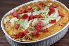 Chicken Recipe : Dorito Chicken Casserole Recipe