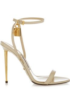 Tom Ford Leather sandals | NET-A-PORTER