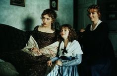 Sense & Sensibility - this movie ignited my love of Jane Austen and it's exquisitely done.