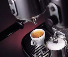 KitchenAid espressomachine 5KES100 #koffie